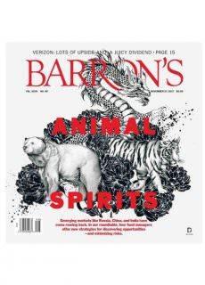 Barron's Magazine (11 — 27 — 2017)