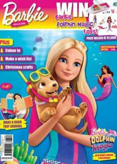 Barbie South Africa — December 2017