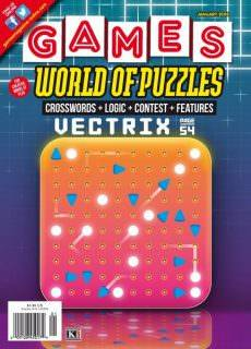 Games World of Puzzles — January 2018