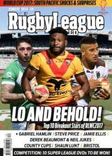 Rugby League World — December 2017