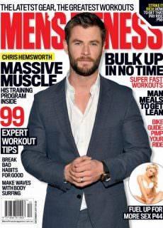 Australian Men's Fitness — December 2017