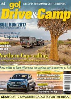 Go! Drive & Camp — December 2017