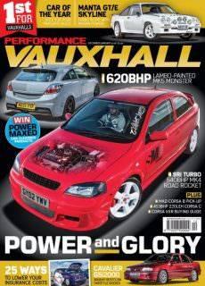 Performance Vauxhall — December 01, 2017
