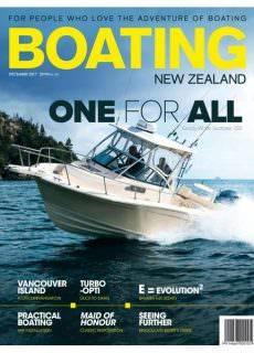 Boating New Zealand — December 2017