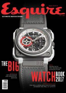 Esquire Malaysia – The Big Watch Book 2017