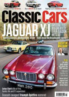 Classic Cars UK — January 2018