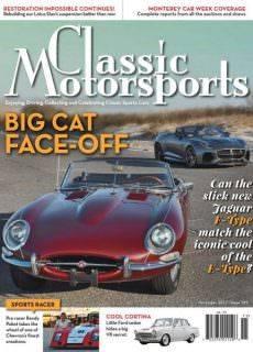 Classic Motorsports — November 2017