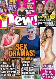 New! Magazine – 04 December 2017