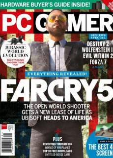 PC Gamer USA — February 2018