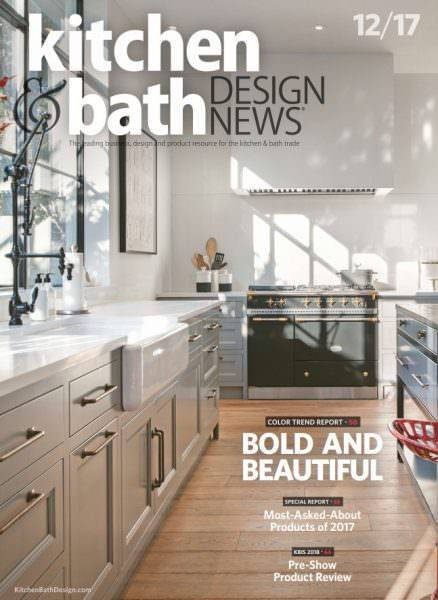 Kitchen U0026 Bath Design News U2014 December 2017. 1 / 1