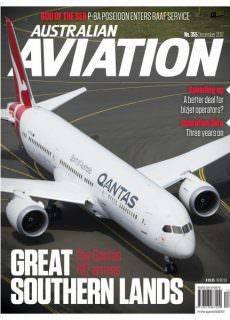 Australian Aviation — December 2017