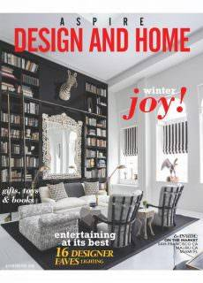 Aspire Design And Home — December 2016