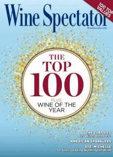 Wine Spectator — December 31, 2017