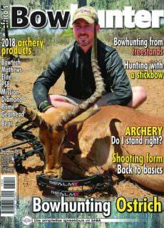 Africa's Bowhunter — January 2018