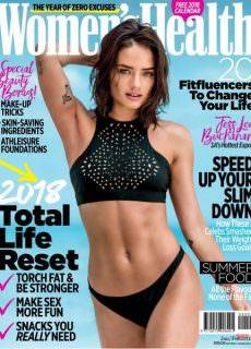 Women's Health South Africa — January 2018