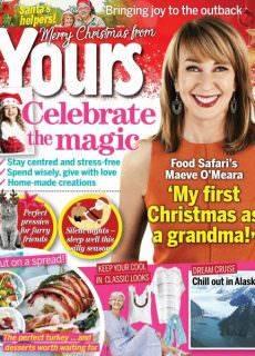 Yours Magazine Australia — December 07, 2017
