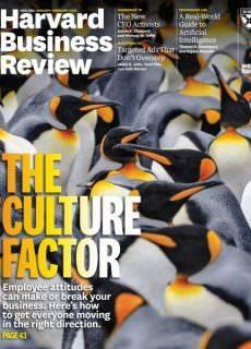 Harvard Business Review — January 01, 2018