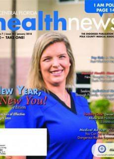 Central Florida Health News — January 2018