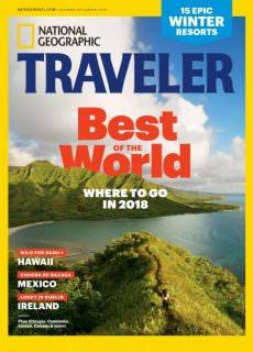 National Geographic Traveler USA — December 2017