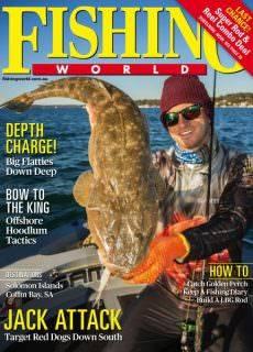 Fishing World — January 2018