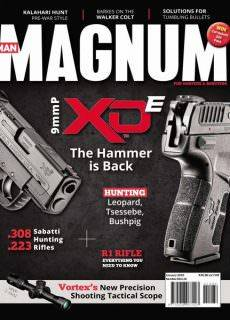 Man Magnum — January 2018