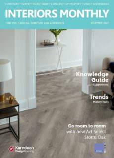 Interiors Monthly — December 2017