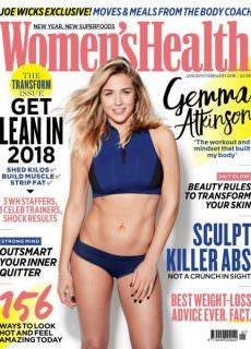 Women's Health UK — January 2018