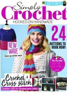 Simply Crochet — January 2018