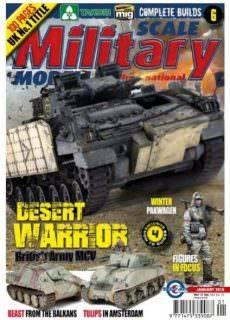 Scale Military Modeller International — January 2018