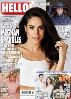 Hello! Magazine UK — 01 January 2018