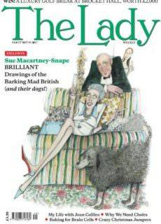 The Lady — 8 December 2017