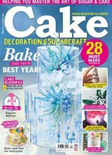 Cake Decoration & Sugarcraft — January 2018