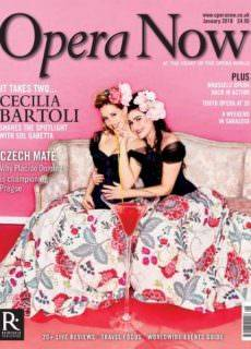 Opera Now — January 2018