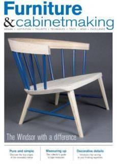 Furniture & Cabinetmaking — January 2018