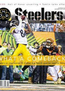 Steelers Digest — December 16, 2017