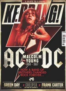 Kerrang! — December 02, 2017