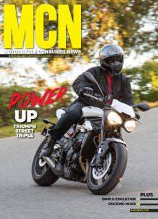 Motorcycle Consumer News — January 2018