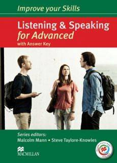 Improve Your Skills – Listening and Speaking for Advanced