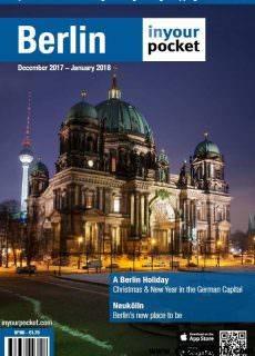 Berlin In Your Pocket – December 2017-January 2018