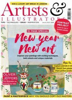 Artists & Illustrators — January 2018