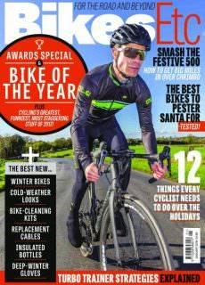Bikes Etc — January 2018