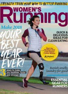 Women's Running USA — January 2018
