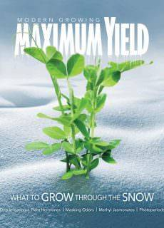 Maximum Yield Modern Growing USA — November 2017