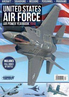 United States Air Force Air Power Yearbook 2018