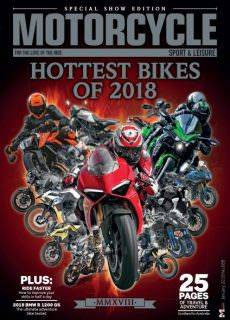 Motorcycle Sport & Leisure — February 2018