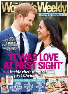 Woman's Weekly New Zealand — December 11, 2017