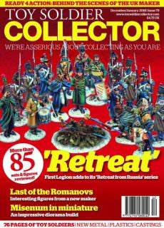 Toy Soldier Collector — January-February 2018