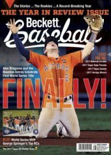 Beckett Baseball — January 2018