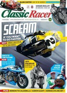 Classic Racer — January-February 2018