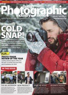 British Photographic Industry News — December 2017-January 2018